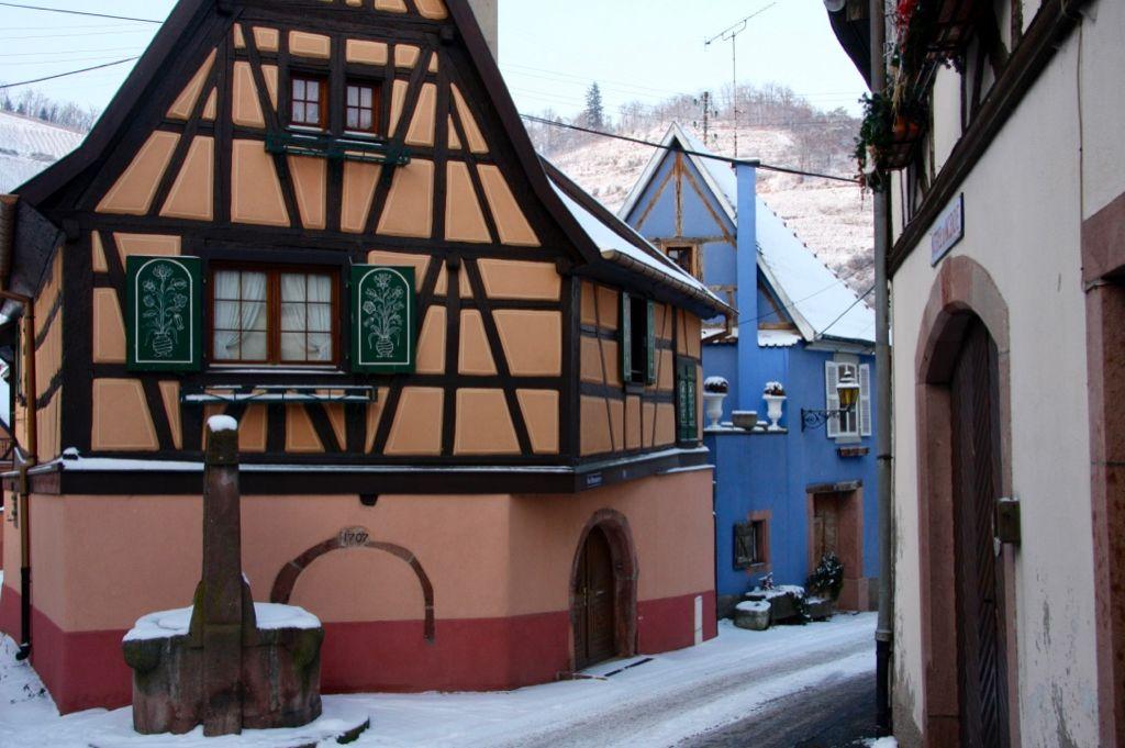 「ジャムの妖精」がいる小さなニーダーモルシュヴィア村