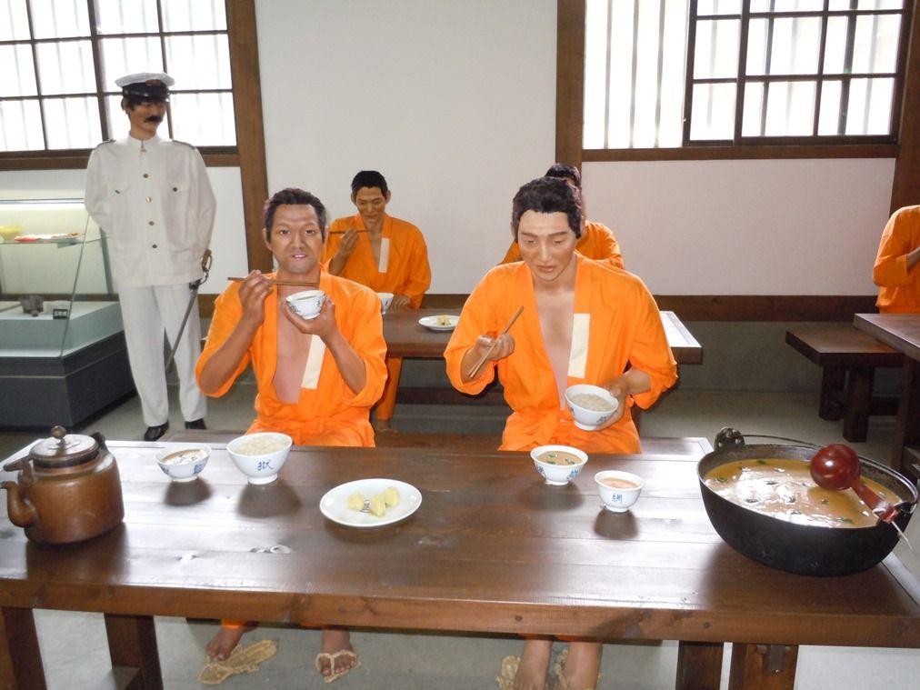 実は美味しい?!「監獄食」を食べよう!