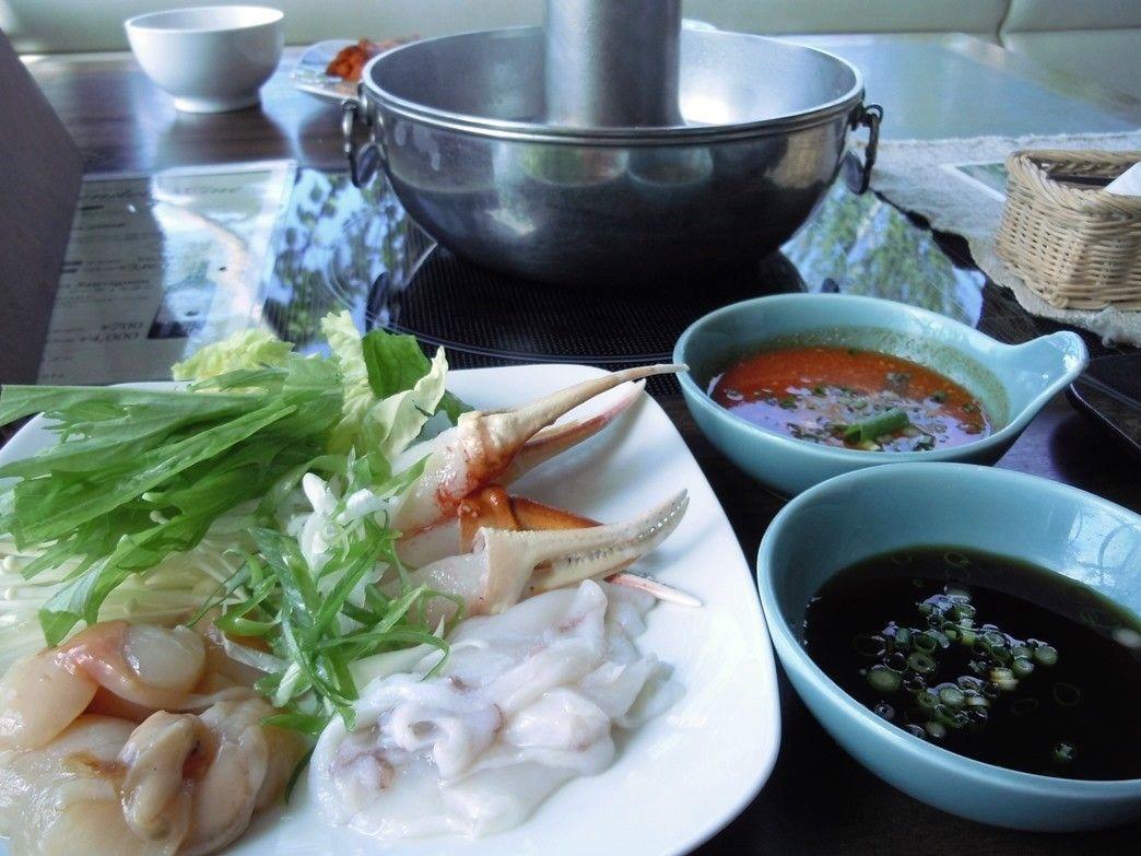 3種類の食事スタイルでオホーツクの味覚を堪能しよう!