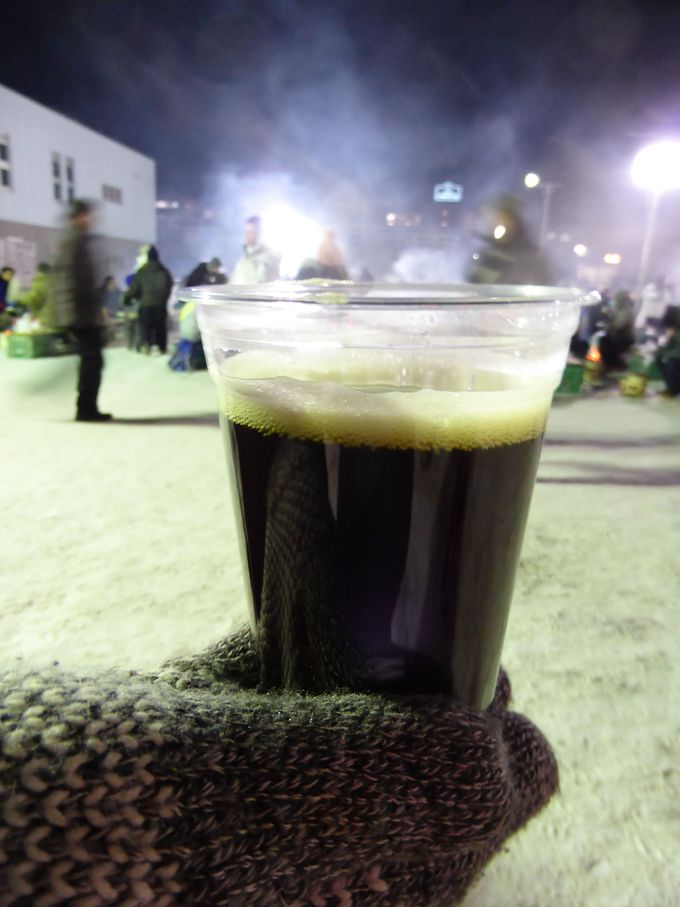 「北見厳寒の焼き肉まつり」の楽しみ方(2)