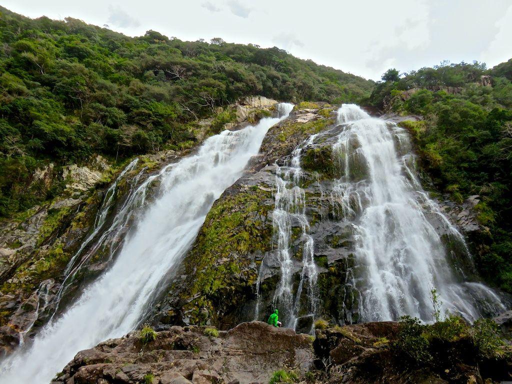 屋久島最大を誇る迫力満点の滝「大川の滝」