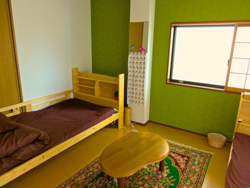 安くて清潔で快適な部屋。