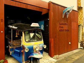 宿の隣は温泉!鹿児島にある女子に人気の「イルカゲストハウス」