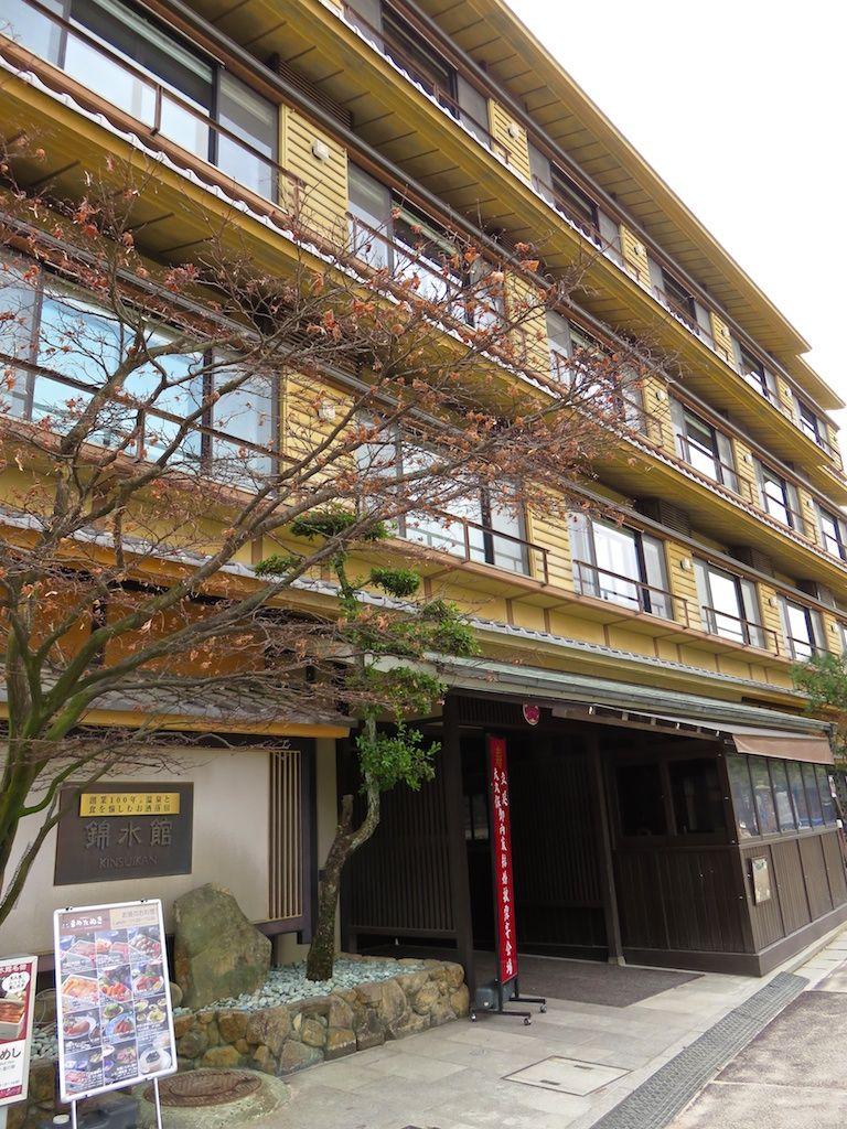 嚴島神社本殿まで徒歩約5分の好立地