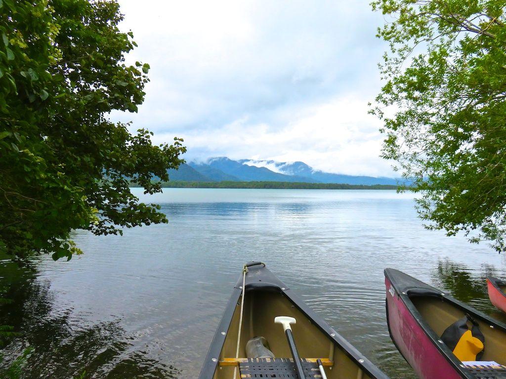 日本最大のカルデラ湖「屈斜路湖」からスタート