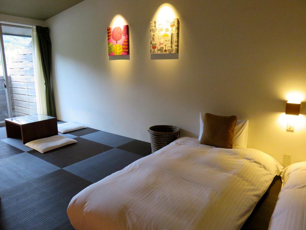 全室温泉付き!南種子島のリゾートホテル「サンダルウッド」
