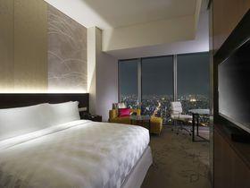 眼下に広がる大阪の絶景を独占!「大阪マリオット都ホテル」