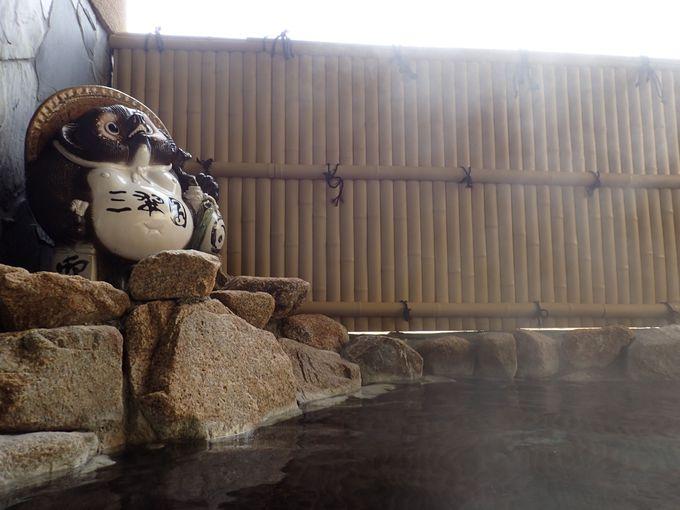 高知城下の天然温泉