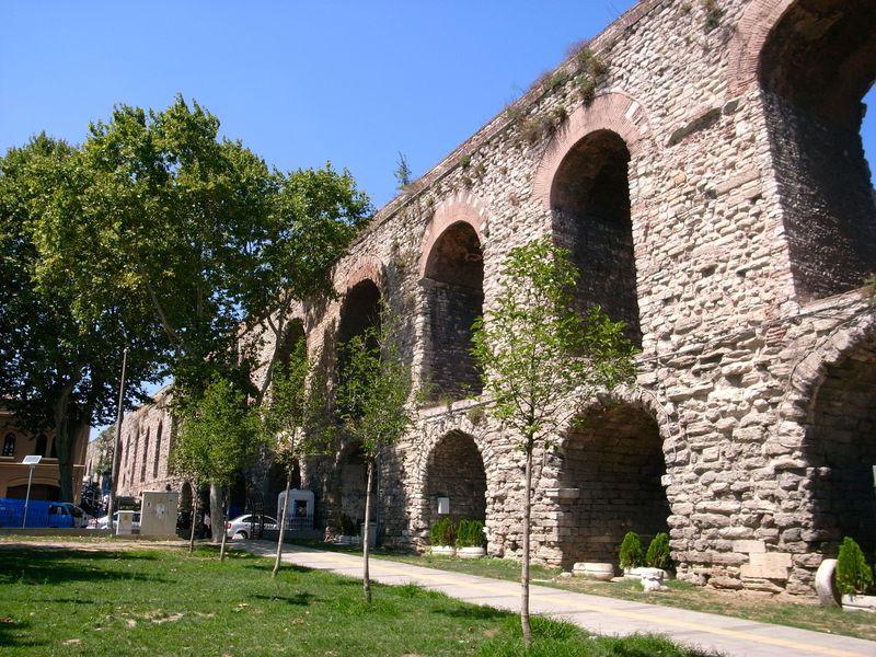 イスタンブールの世界遺産を歩く!ゼイレク・モスク地区