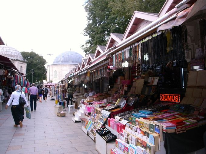 門前町でイスラム文化を体感