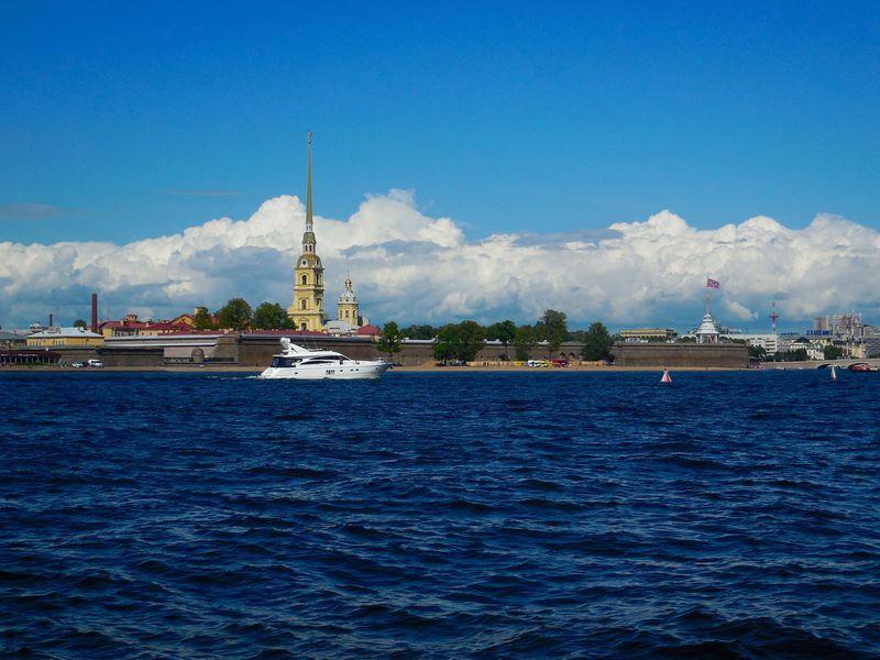 サンクトペテルブルグの歴史を語る「ペテロパヴロフスク要塞」