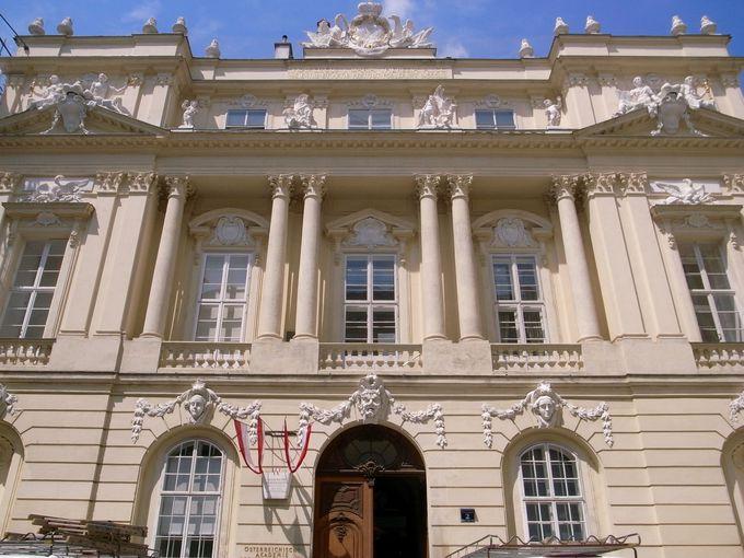 旧市街に残るベートーヴェンゆかりのホール
