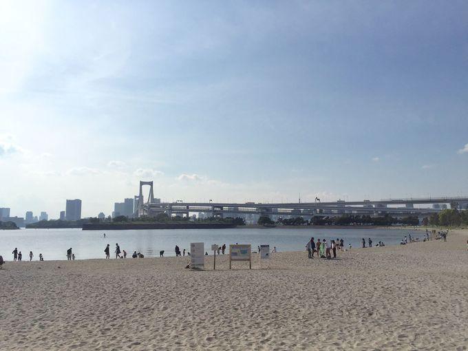 1.お台場海浜公園