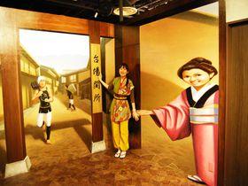 怖くないお化け屋敷も!お台場「東京トリックアート迷宮館」