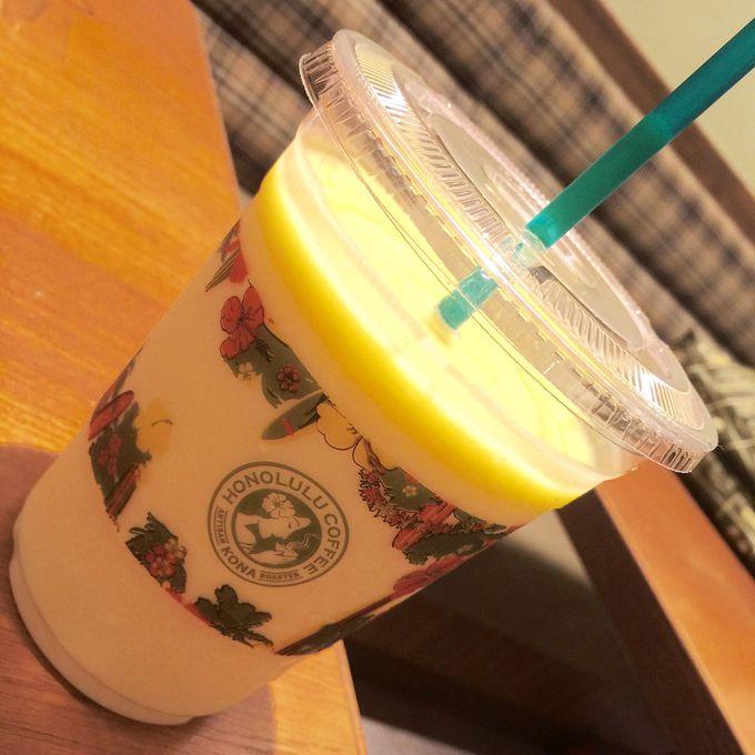 ハワイ島名産コナコーヒーを飲むなら『ホノルルコーヒー』