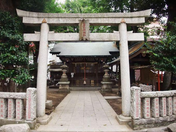 恵比寿の「恵比寿神社」