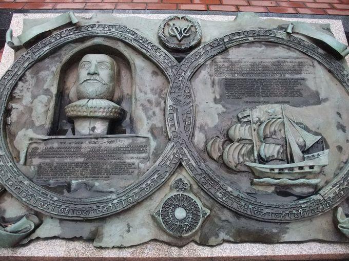 10.ヤン・ヨーステン記念碑