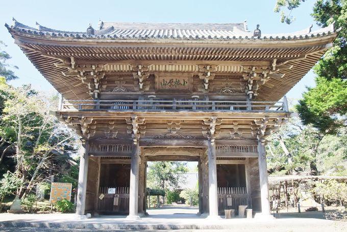 鎌倉時代の僧・日蓮ゆかりのお寺「鏡忍寺」をお参り