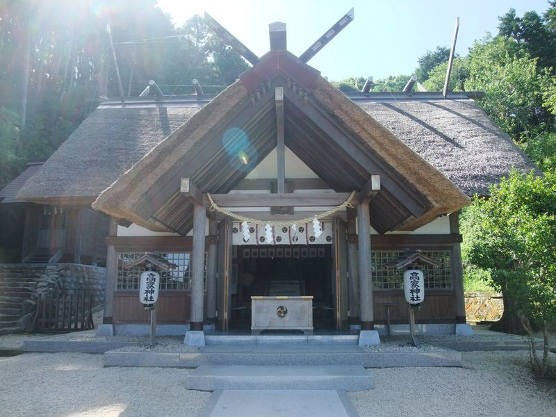 料理上達を祈願!千葉・南房総の「高家神社」を参拝