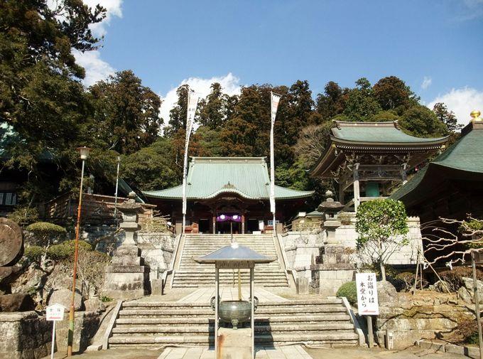 1200年の歴史をもつ日蓮宗の大本山
