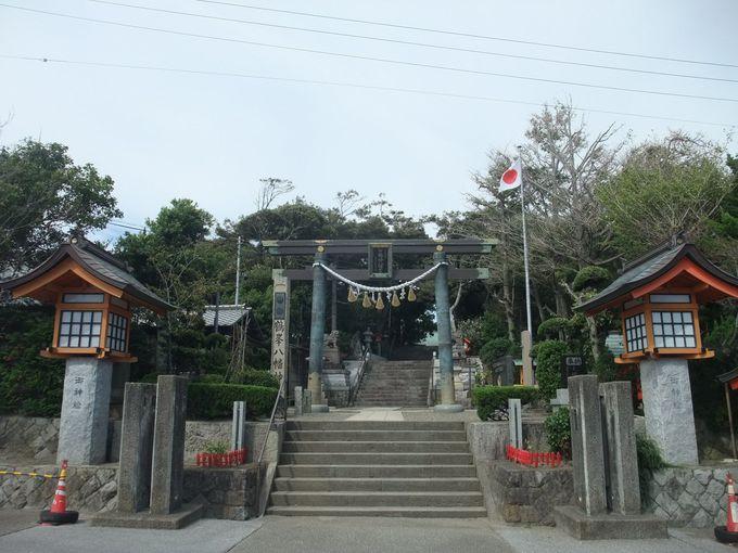 養老2年(718年)からの歴史を持つ神社