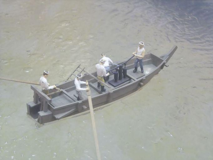 種類いろいろ。富津の伝統漁法