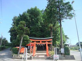カラフルな彫刻と房総の天然水!千葉県富津「古船浅間神社」