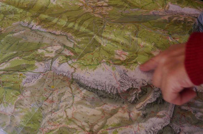 ガイスラーアルムへハイキングへ出かけよう!
