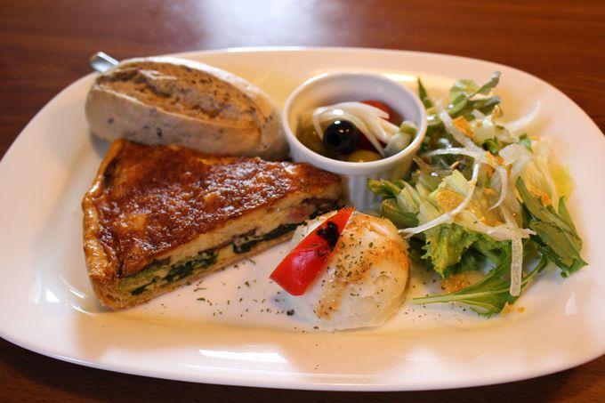 「Cafe'饗茶庵」の美味しい魅力にはまっちゃえ!
