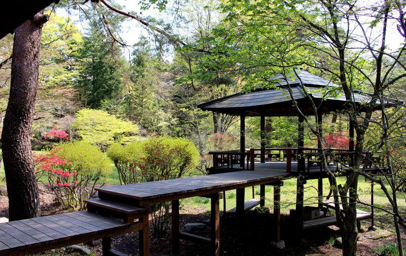2018年も限定公開!日光「松屋敷」金谷ホテルゆかりの1万坪の名庭園