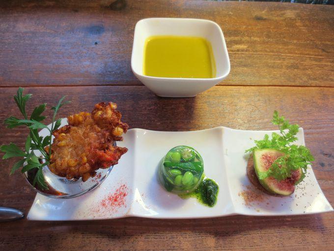 上村シェフが引き出す野菜の可能性!その美味しさと美しさ!