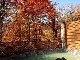 紅葉の絶景「空風呂」も!日光「中禅寺金谷ホテル」魅力満載のホテルライフ