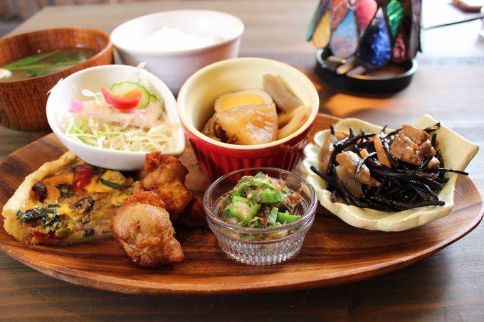 すべて手作りの一汁多彩菜の「日光のOBANZAI」もオススメ!