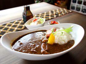 日光「珈琲&伽羅里 こまち」!栃木和牛の牛すじカレーが美味しいギャラリーカフェ!