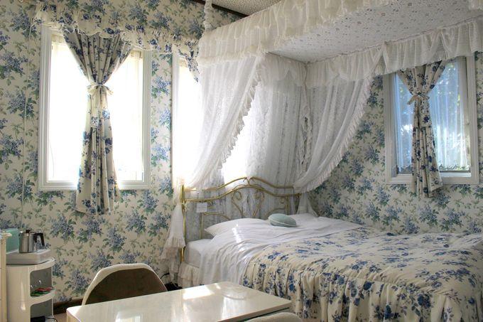 夢見る夜は憧れの天蓋付ベッドで姫になる