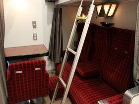 「トレインホステル北斗星」憧れのブルートレインがホステルに!馬喰町駅直結2500円から