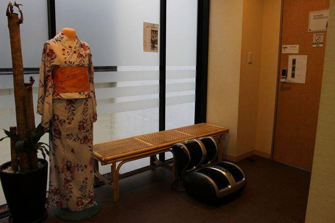 一人旅女子でも安心してリラックスできる「ゲストハウスWASABI」