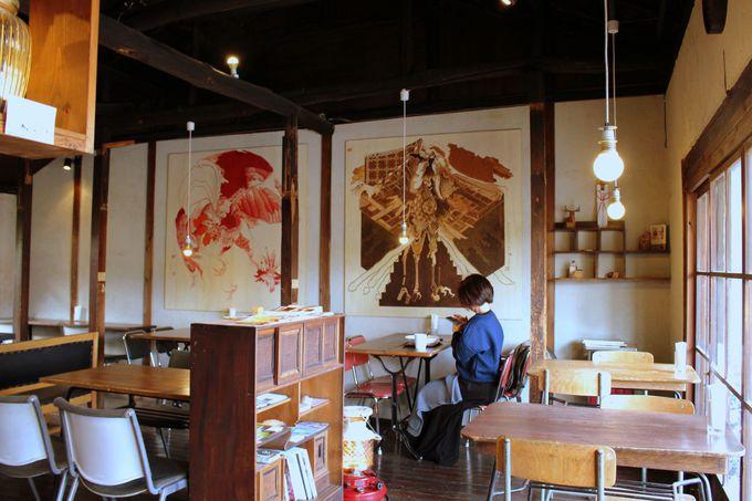 ジモティーにも旅人にも愛されるレトロで心地よい古民家カフェ