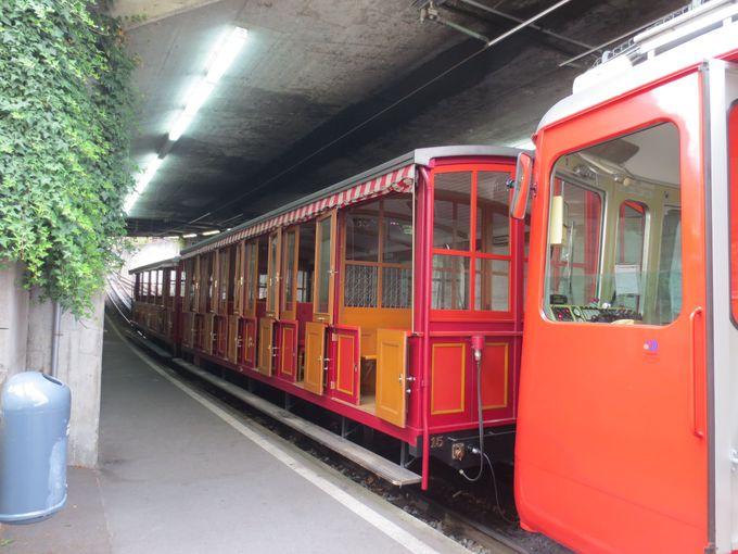 ヨーロッパ初の登山電車に乗ってリギ山へ出発!