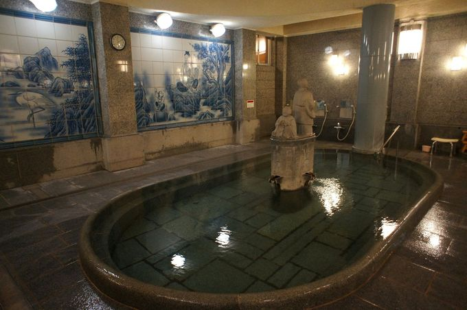 道後温泉本館「神の湯二階席」