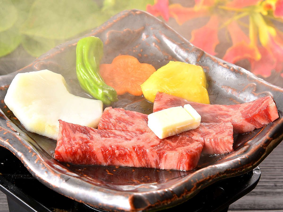 日光と栃木県が誇る逸品を楽しむ食事!熱いものはアツアツで!