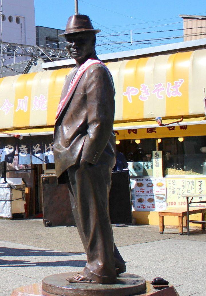 寅さんの故郷を歩いて「Shibamata FU-TEN」へ
