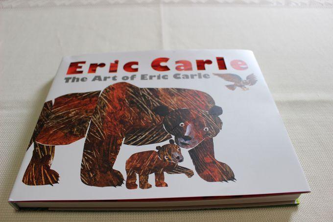 「エリック・カール展 The Art of Eric Carle」充実の特設ショップ