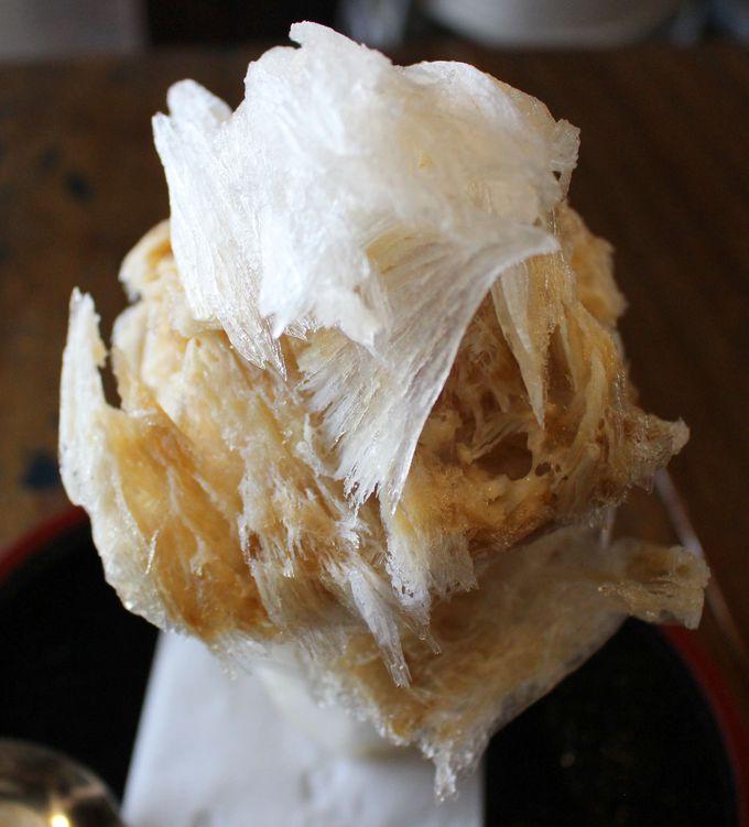 鹿沼・全国に名を轟かすカフェの名店「日光珈琲」のかき氷