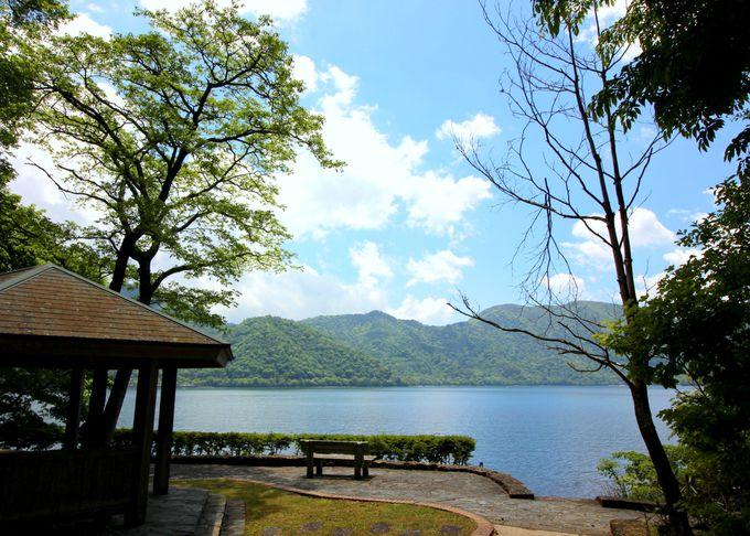 竜頭の滝から中禅寺湖へ!絶景スポットが目白押し