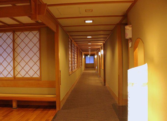センス抜群の館内は建築家の社長とインテリアデザイナーの合作設計。