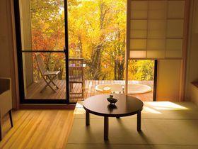 奥日光「ホテル四季彩」日光の大自然と源泉かけ流しにごり湯を満喫!