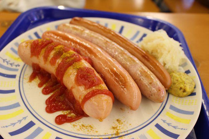 美味しいドイツフードがたまらない!