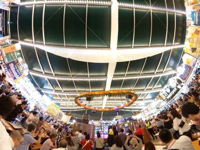 本場ミュンヘンさながらの「横浜オクトーバーフェスト2018」