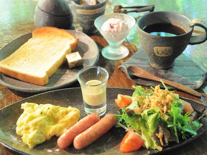 バーベキュー・鍋・カフェモーニング・自炊・・どれにしようか迷っちゃう!